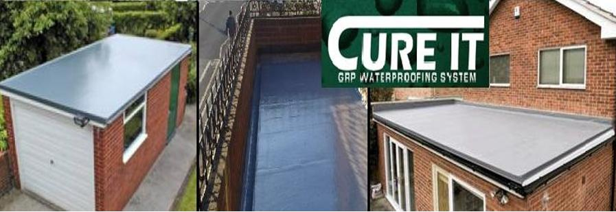 Flat Roofs Cure It Grp Pdm Works