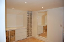 Loft Conversion Woodlands park Coldstream